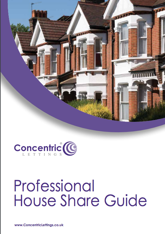 Download your Guide on Professional House Share