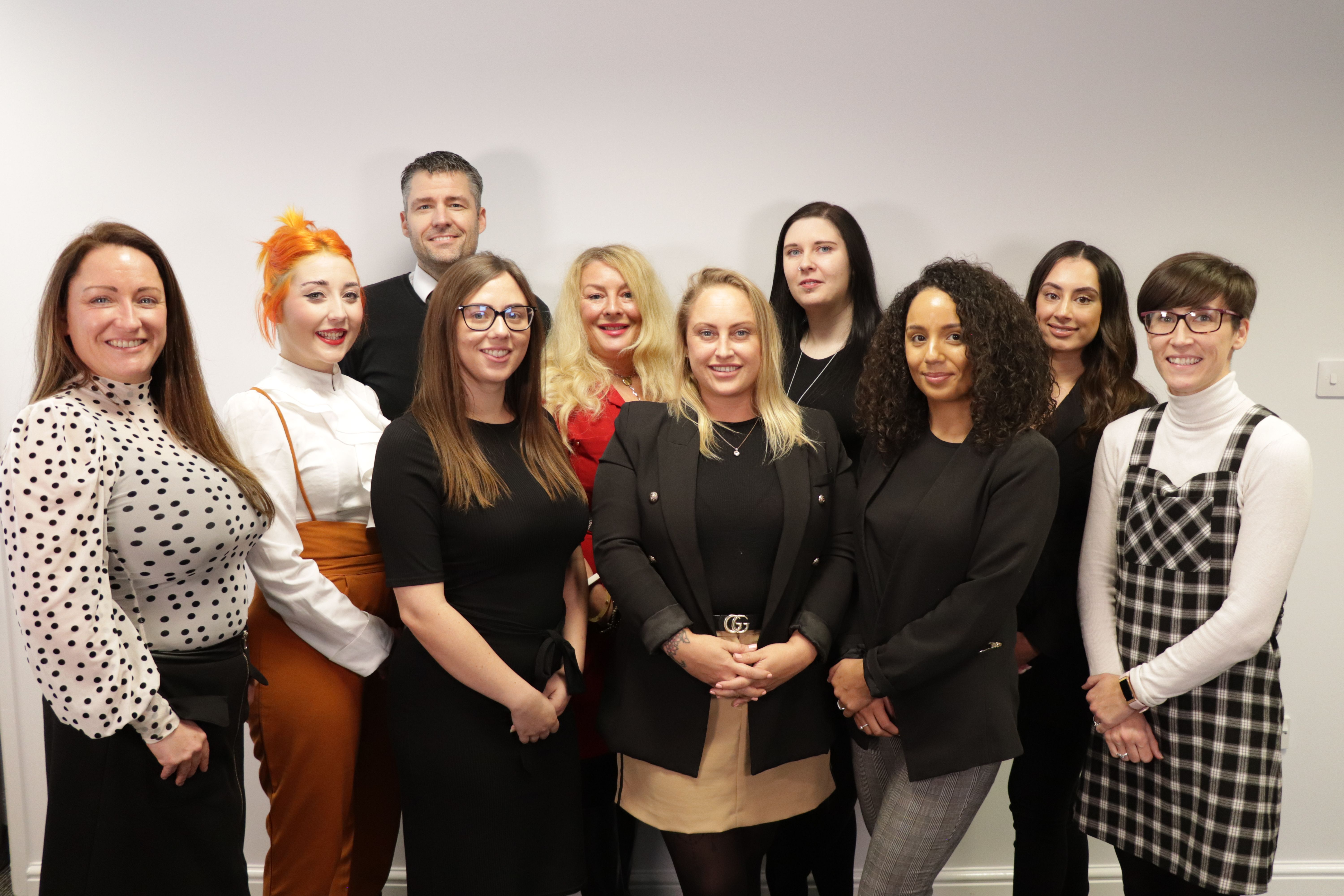 The Tenancy Management Team